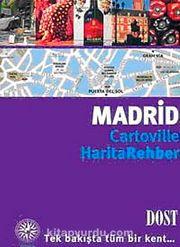Madrid-Harita Rehber