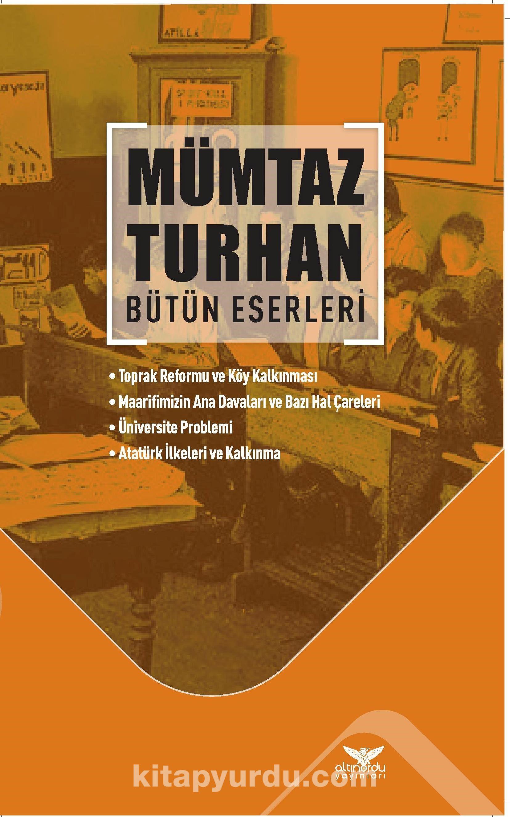Mümtaz TurhanBütün Eserleri