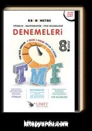 8. Sınıf Kronometre TMF Denemeleri (Türkçe Matematik Fen Bilimleri)