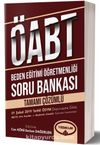 ÖABT Beden Eğitimi Öğretmenliği Tamamı Çözümlü Soru Bankası