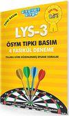 LYS-3 ÖSYM Tıpkı Basım 4 Fasikül Deneme & Yıllara Göre Düzenlenmiş Efsane Sorular