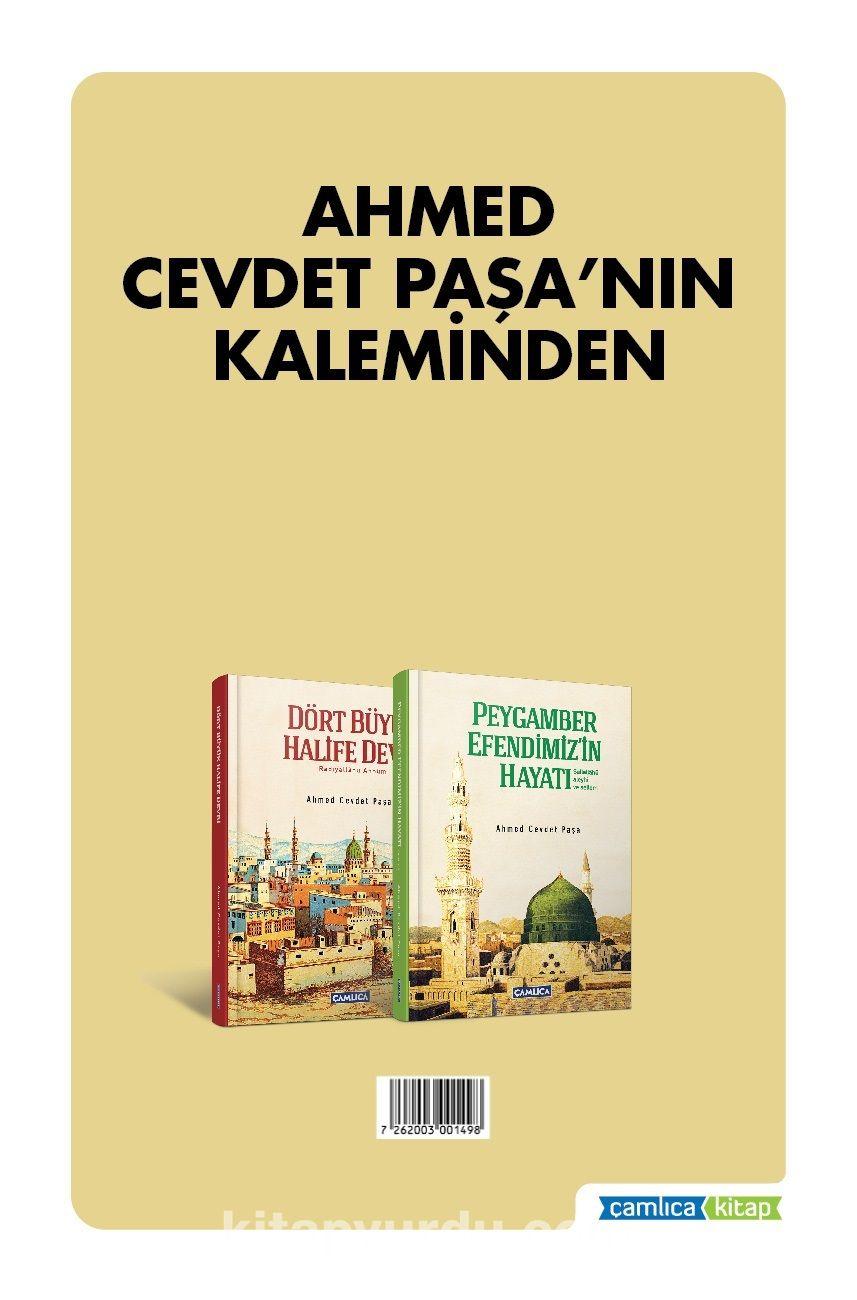 Ahmed Cevdet Paşa'nın Kaleminden (2 Kitap) - Ahmed Cevdet Paşa pdf epub