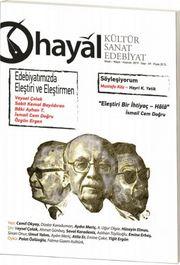 Hayal Kültür Sanat Edebiyat Dergisi Sayı:69 Nisan-Mayıs-Haziran 2019