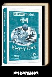 YDS-YÖKDİL Ön Hazırlık Passagework Seviye 4