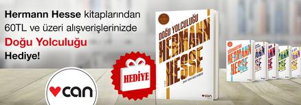 """Hermann Hesse kitaplarından 60TL ve Üzeri Alışverişlerinizde """"Doğu Yolculuğu"""" Hediye!"""