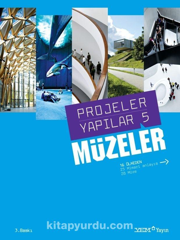 Müzeler / Projeler Yapılar 5 -  pdf epub