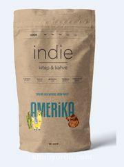 İndie Amerika Çekirdek Kahve / Çekirdek / 250 gr.