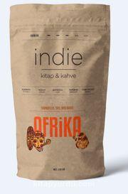 İndie Afrika Çekirdek Kahve / Metal Filtre / 250 gr.