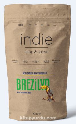 Brezilya Caichoiera de Grama Çekirdek Kahve / Çekirdek / 250 gr.