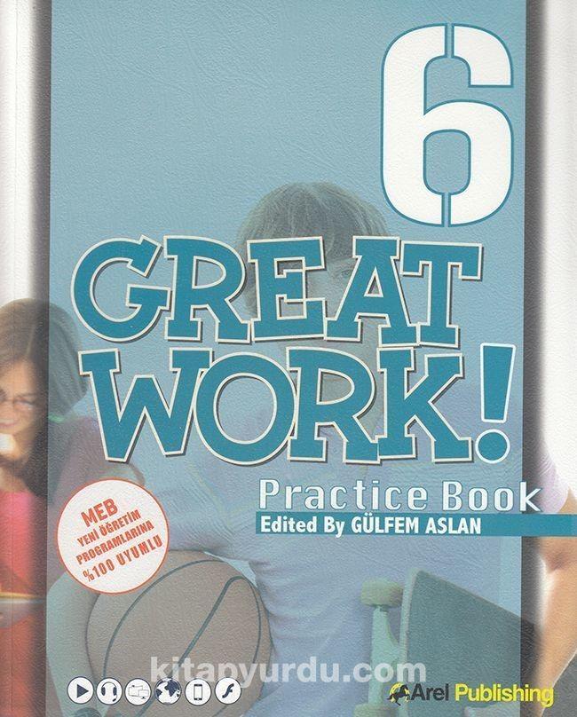 6. Sınıf Great Work Pratice Book - Gülfem Aslan pdf epub