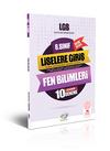 8. Sınıf LGS Fen Bilimleri 10 Çözümlü Deneme
