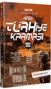 2019 KPSS Tarih Baba Zümre Türkiye Karması Tamamı Çözümlü 16 Deneme