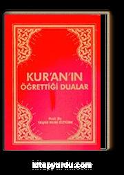 Kuran'ın Öğrettiği Dualar (Cep Boy)