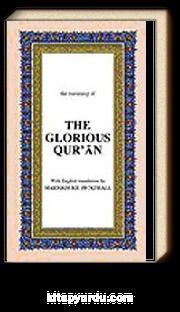 The Glorious Qur'an (Orta Boy İngilizce)