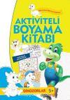 Aktiviteli Boyama Kitabı - Dinozorlar