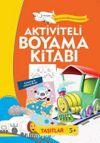 Aktiviteli Boyama Kitabı - Taşıtlar