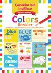 Çocuklar İçin İngilizce - Colors