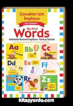 Çocuklar İçin İngilizce - Words
