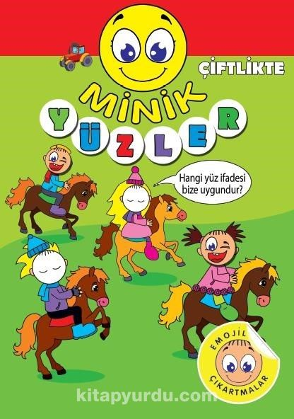 Minik Yüzler Çiftlikte - Kollektif pdf epub