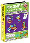 Magnetiq Akıl Oyunları - Eğlenceli Parçalar (76 Parça) (IQ1543)