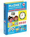 Magnetiq Hikaye Oluşturma - Zamanı Öğreniyorum (69 Parça) (IQ1529)