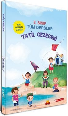 2. Sınıf Tüm Dersler Tatil Gezegeni