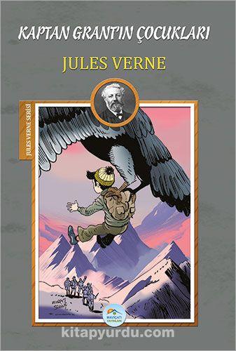 Kaptan Grant'ın Çocukları - Jules Verne pdf epub