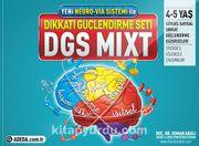 Dikkati Güçlendirme Seti DGS MIXT (4-5 Yaş)