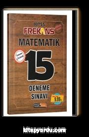 2019 KPSS Frekans Matematik Çözümlü 15 Deneme Sınavı