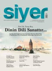 Siyer 3 Aylık İlim Tarih ve Kültür Dergisi Sayı:10 Nisan-Mayıs-Haziran 2019
