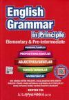 English Grammar in Principle Elementary - Pre-imtermediate