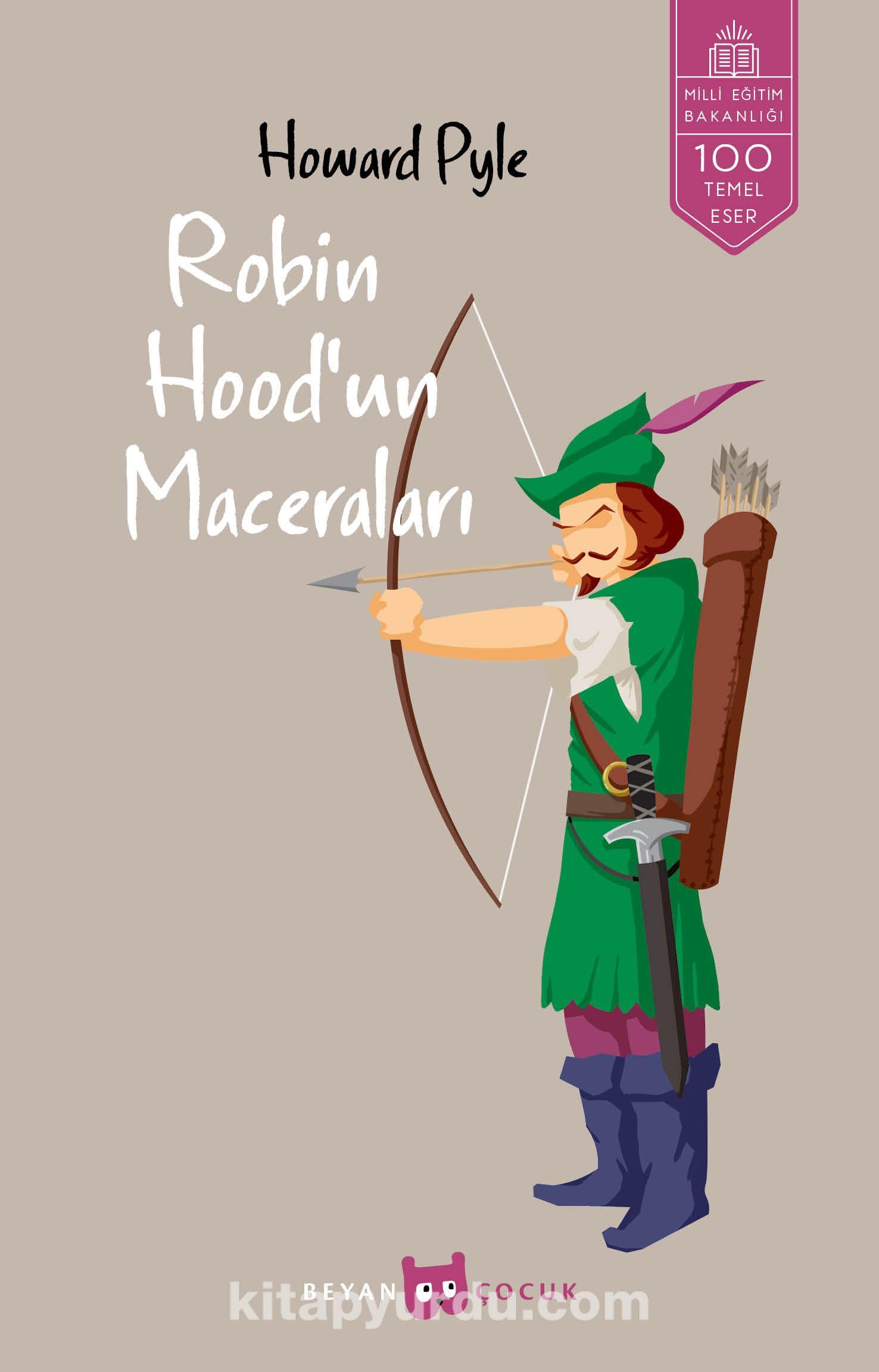 Robin Hood'un Maceraları (Tam Metin) - Howard Pyle pdf epub