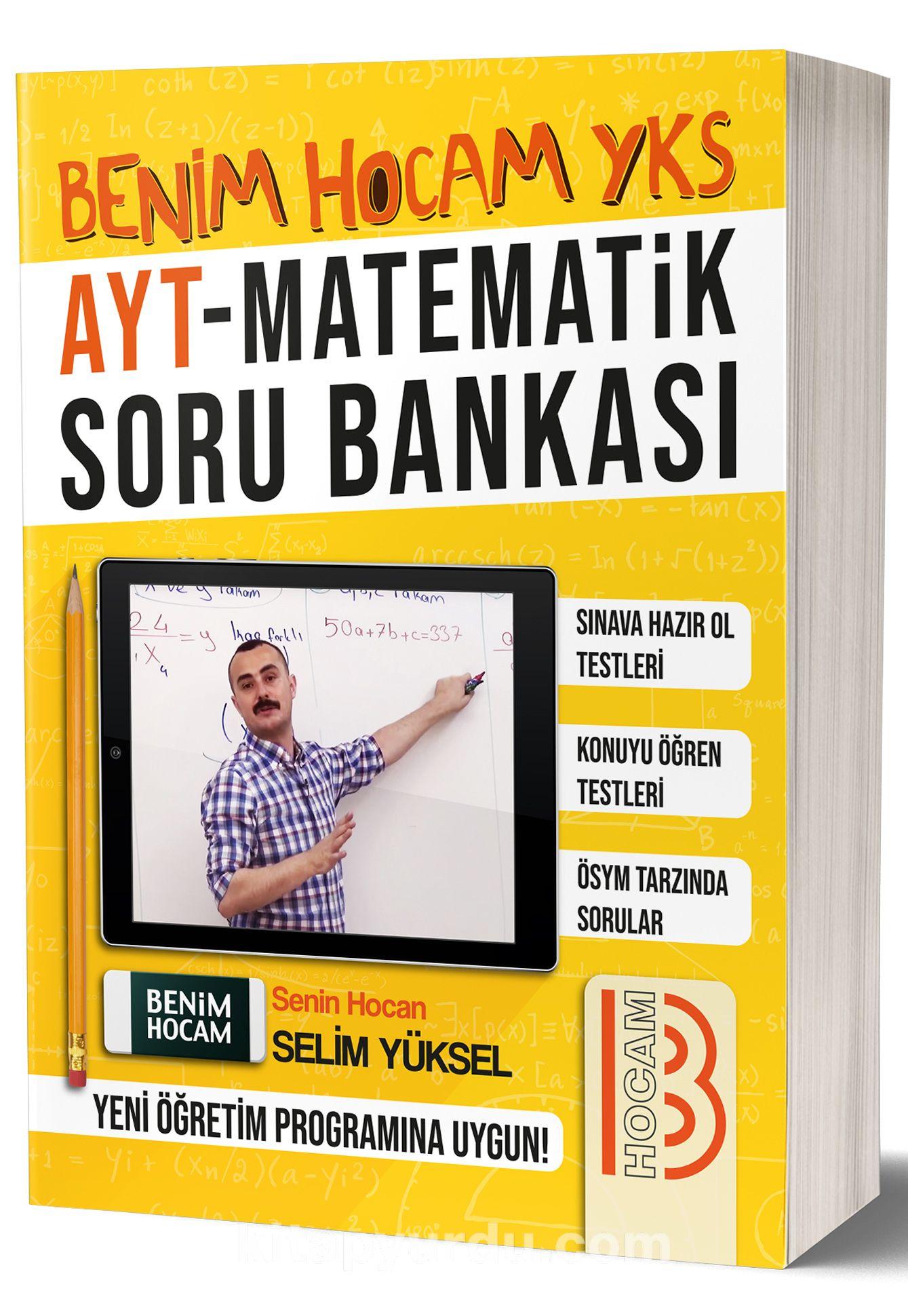 AYT Matematik Soru Bankası - Selim Yüksel pdf epub
