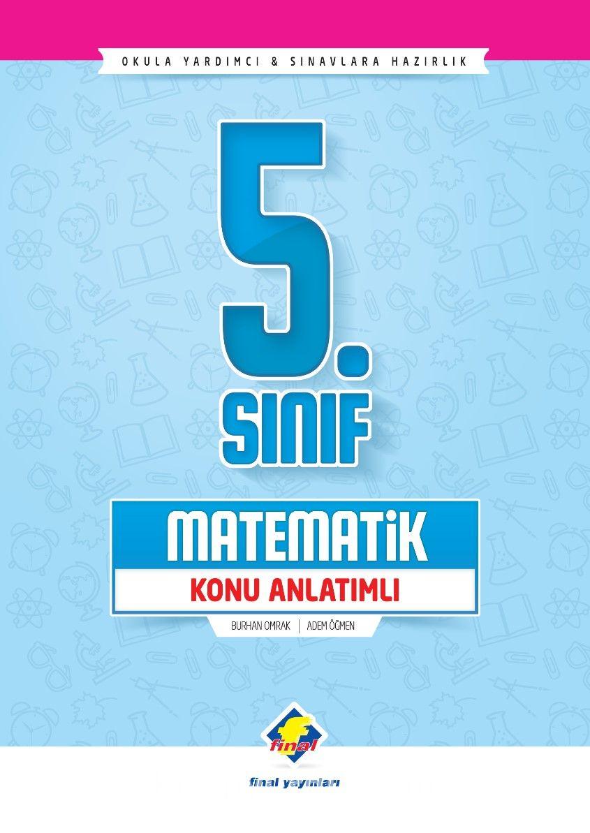 5. Sınıf Matematik Konu Anlatımlı - Burhan Omrak pdf epub