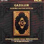 Gazeller-1 / 78 Devirli Taş Plak Kayıtları (1 CD + 1 Kitapçık)