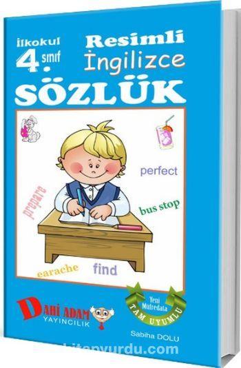 4. Sınıf Resimli İngilizce Sözlük - Sabiha Dolu pdf epub