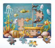 Batık Gemi Ahşap Puzzle 35 Parça (XXXV-04)