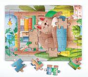 Mutluluk Ahşap Puzzle 35 Parça (XXXV-18)