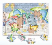 Sonbahar Ahşap Puzzle 35 Parça (XXXV-24)