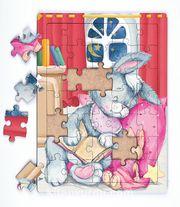 Uykudan Önce Ahşap Puzzle 35 Parça (XXXV-27)