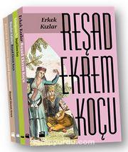 Reşad Ekrem Koçu'dan Renkli Osmanlı Tarihi Seti (4 Kitap)