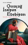 Ortaçağ İtalyan Edebiyatı & Kurumlar - Kişiler - Kavramlar