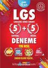 LGS Yeni Nesil 5 Sayısal 5 Sözel