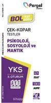 AYT Psikoloji - Sosyoloji - Mantık Yaprak Testi