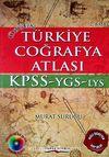 Özgün Türkiye Coğrafya Atlası KPSS-YGS-LYS