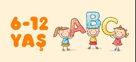 6-12 Yaş Çocuk Kitapları
