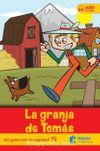 La Granja De Tomás +Audio Descargable A1 (¡Me Gusta Leer En Español!)