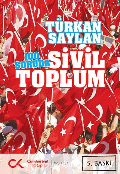 100 Soruda Sivil Toplum - Türkan Saylan pdf epub