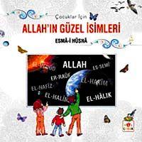Çocuklar İçin Allah'ın Güzel İsimleri / Esma-i Hüsna (Ciltli) - Ahmed Temam pdf epub
