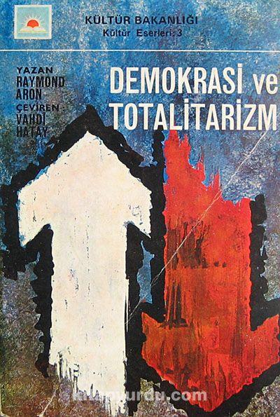 Demokrasi ve Totalitarizm (2-D-28) - Raymond Aron pdf epub